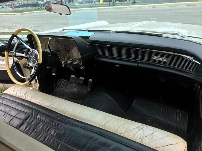 1959 Lincoln Continental 10