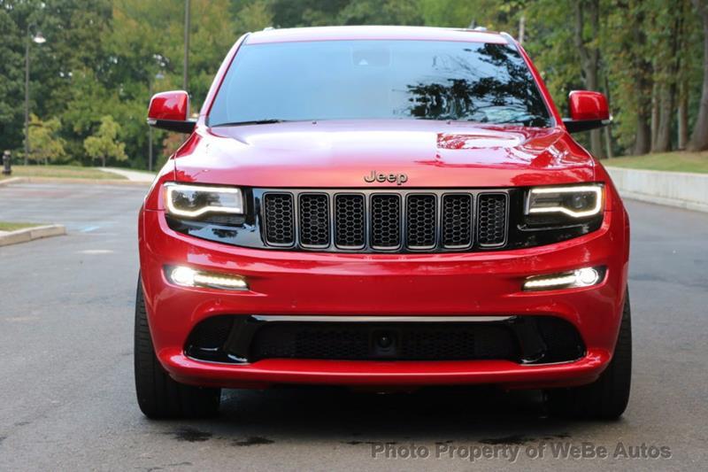 2015 Jeep Grand Cherokee 12