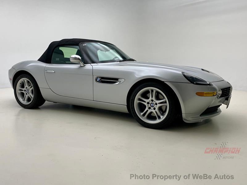 2001 BMW Z8 4
