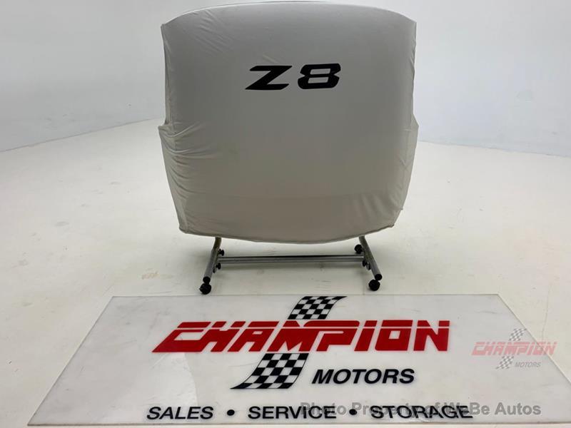 2001 BMW Z8 12