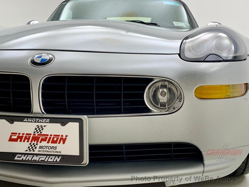 2001 BMW Z8 8