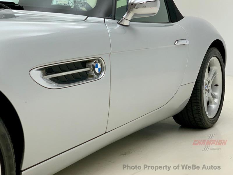 2001 BMW Z8 7