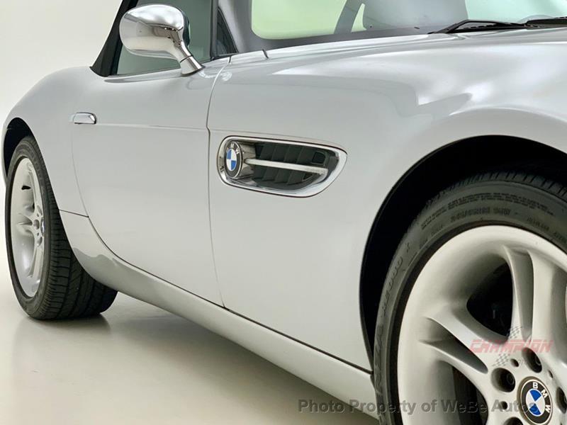2001 BMW Z8 10