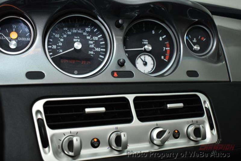 2001 BMW Z8 19