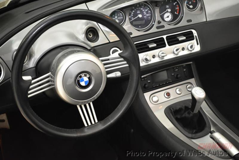 2001 BMW Z8 46
