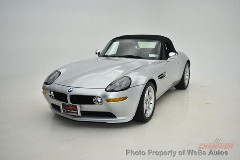 2001 BMW Z8 34