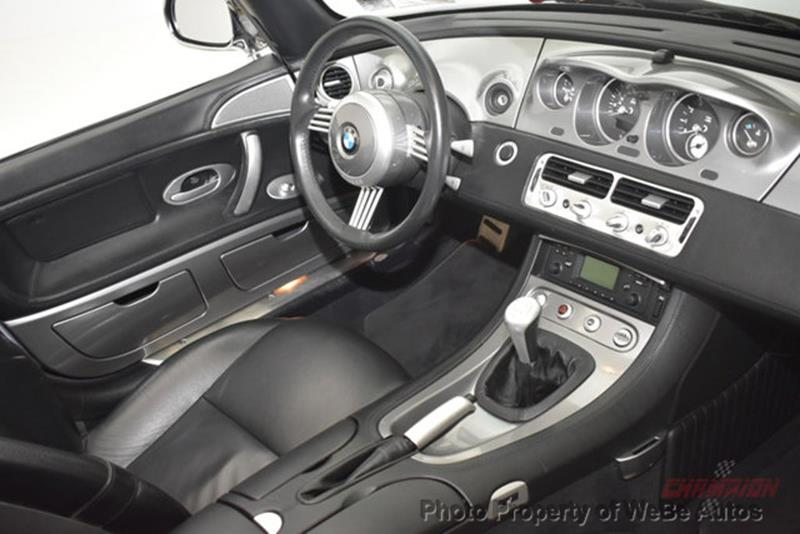 2001 BMW Z8 51