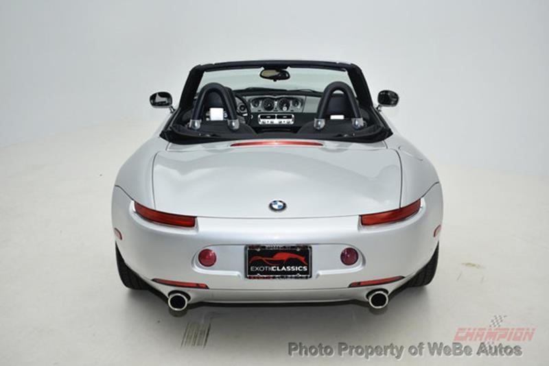 2001 BMW Z8 38