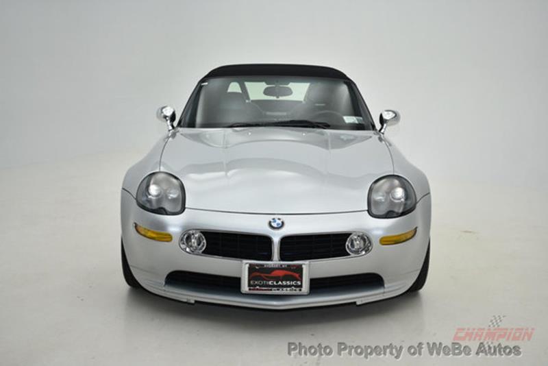 2001 BMW Z8 33