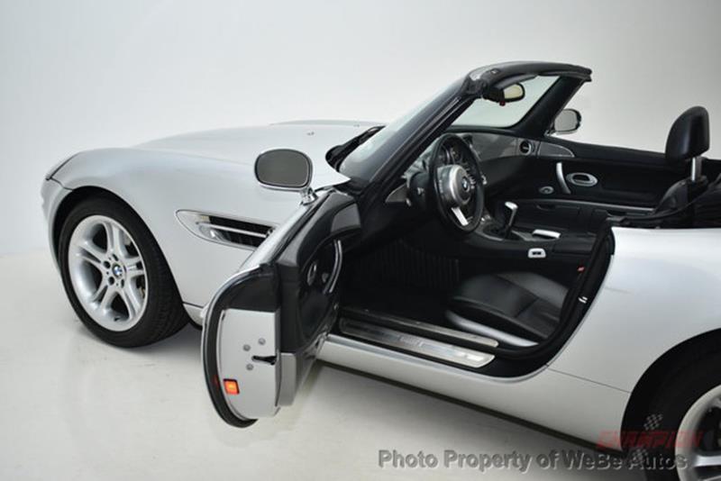 2001 BMW Z8 41