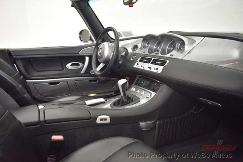 2001 BMW Z8 48