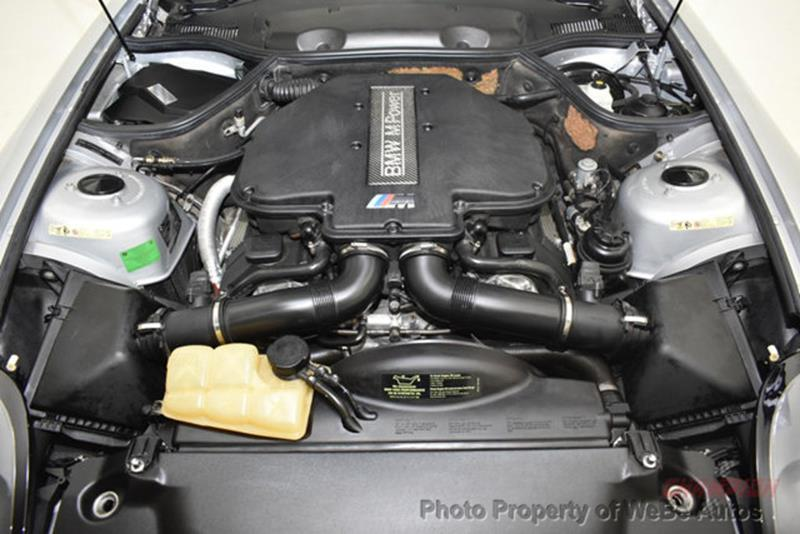 2001 BMW Z8 56