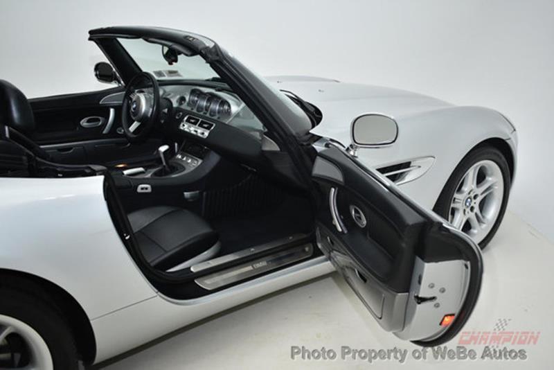 2001 BMW Z8 49