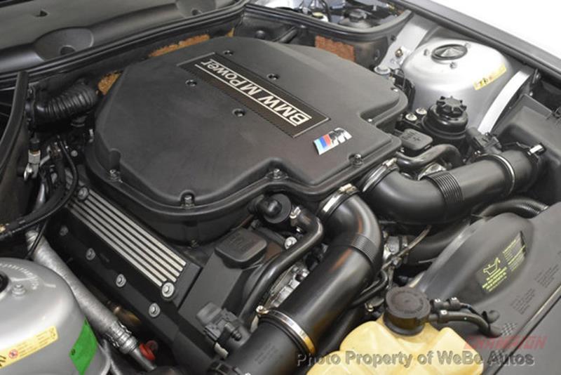 2001 BMW Z8 55