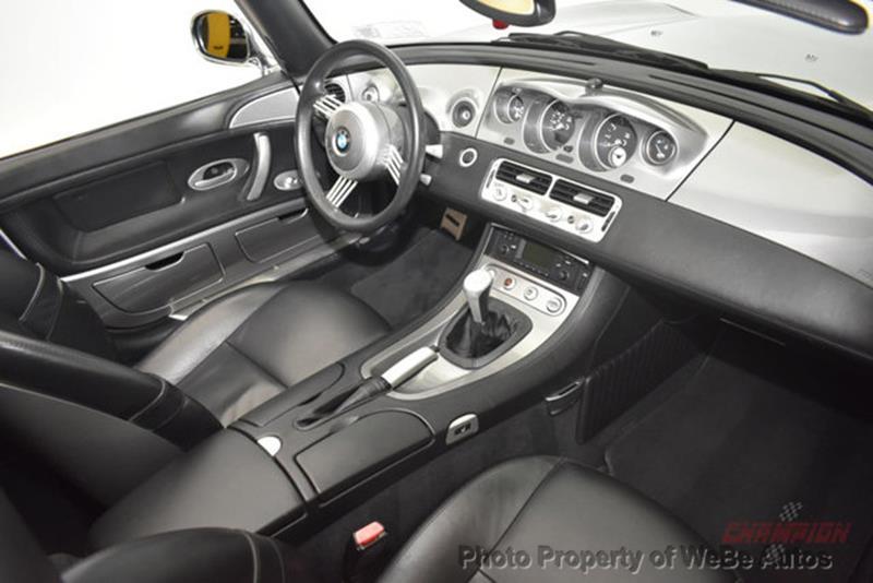 2001 BMW Z8 47