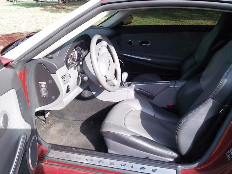 2004 Chrysler Crossfire 5