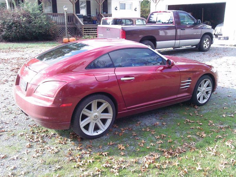 2004 Chrysler Crossfire 3