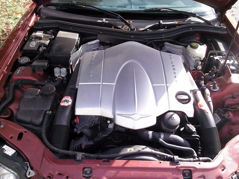 2004 Chrysler Crossfire 6