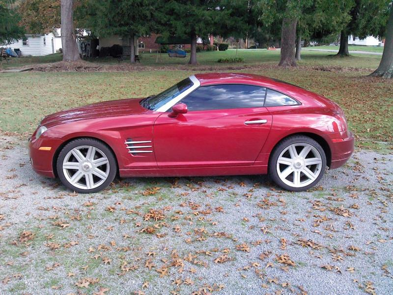 2004 Chrysler Crossfire 1