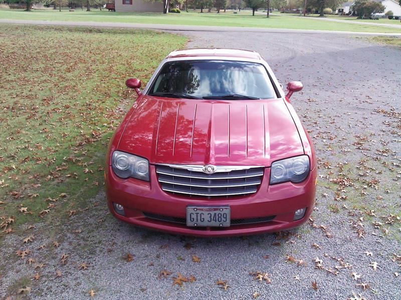 2004 Chrysler Crossfire 2