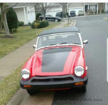 1975 MG Midget for sale in Calverton, NY