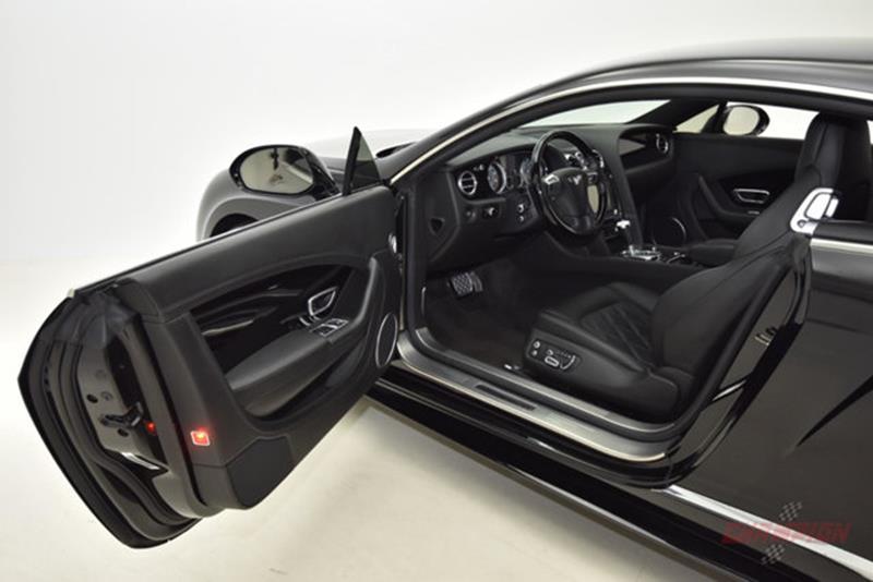 2015 Bentley Continental 4