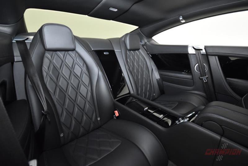2015 Bentley Continental 9