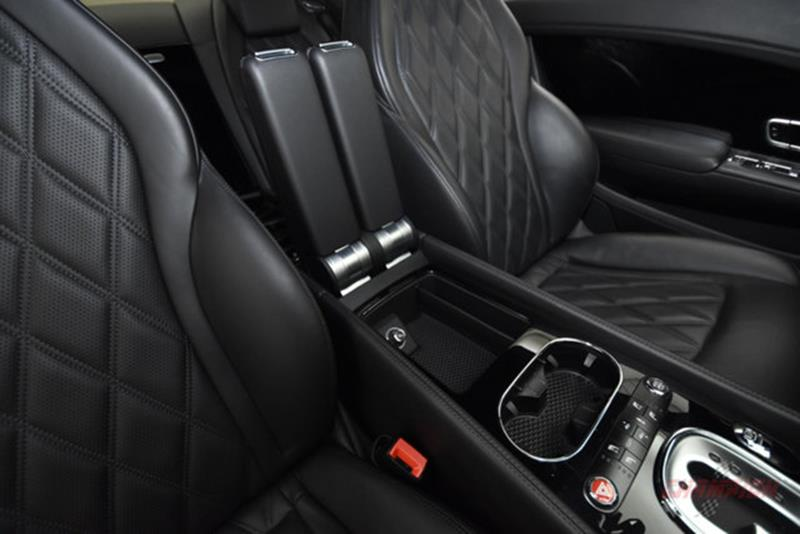 2015 Bentley Continental 12