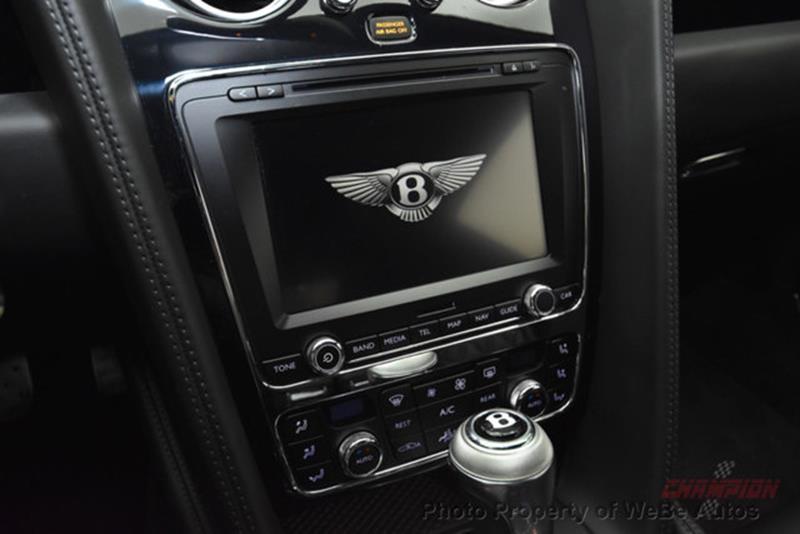 2015 Bentley Continental 15