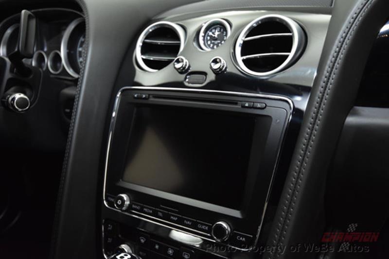 2015 Bentley Continental 13