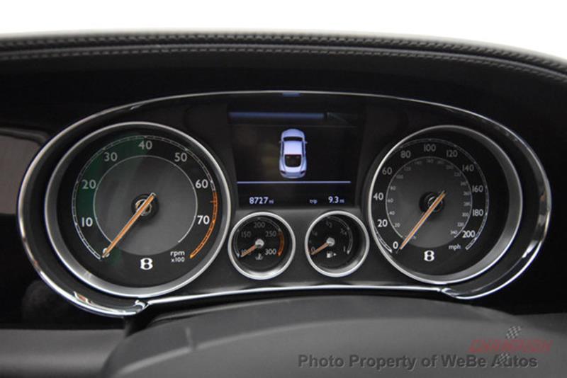 2015 Bentley Continental 18