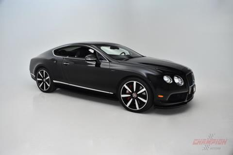 2015 Bentley Continental GT3-R For Sale - Carsforsale.com