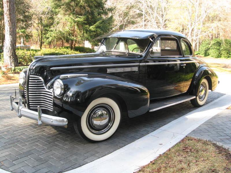 1940 Buick Special Model 46S Business Coupe For Sale For Sale | All ...