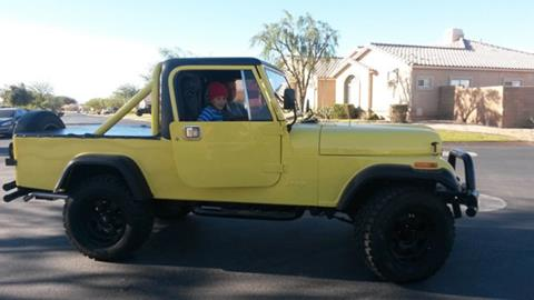 1982 Jeep Scrambler for sale in Riverhead, NY