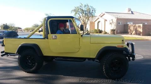 1982 Jeep Scrambler for sale in Calverton, NY