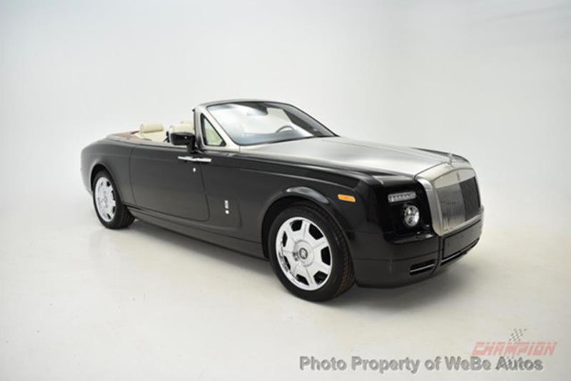 2009 Rolls-Royce Phantom Drophead Coupe 2