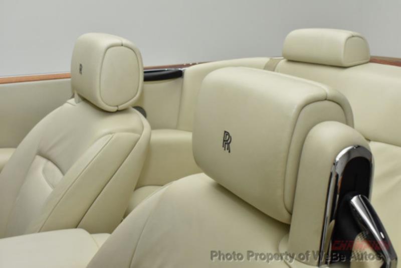 2009 Rolls-Royce Phantom Drophead Coupe 27