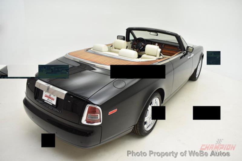 2009 Rolls-Royce Phantom Drophead Coupe 10