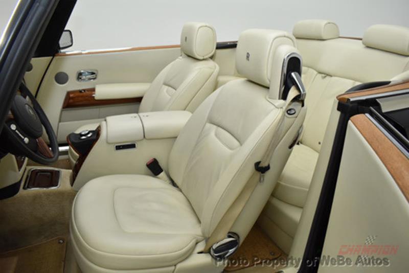 2009 Rolls-Royce Phantom Drophead Coupe 14