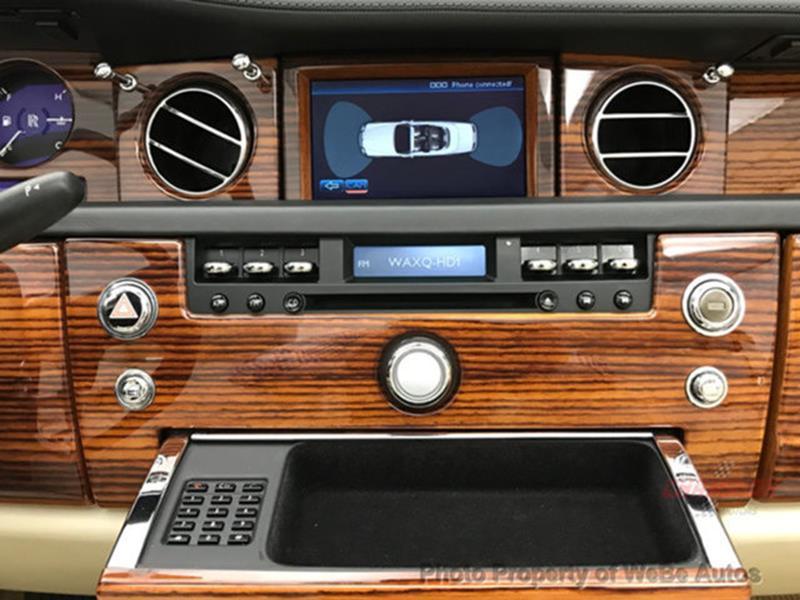 2009 Rolls-Royce Phantom Drophead Coupe 39