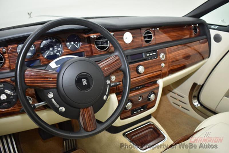 2009 Rolls-Royce Phantom Drophead Coupe 25
