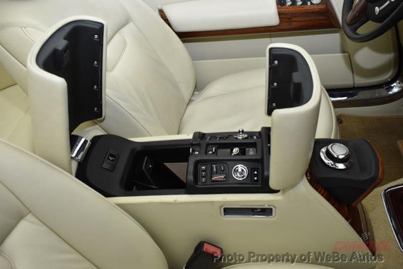 2009 Rolls-Royce Phantom Drophead Coupe 22