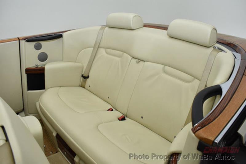 2009 Rolls-Royce Phantom Drophead Coupe 16