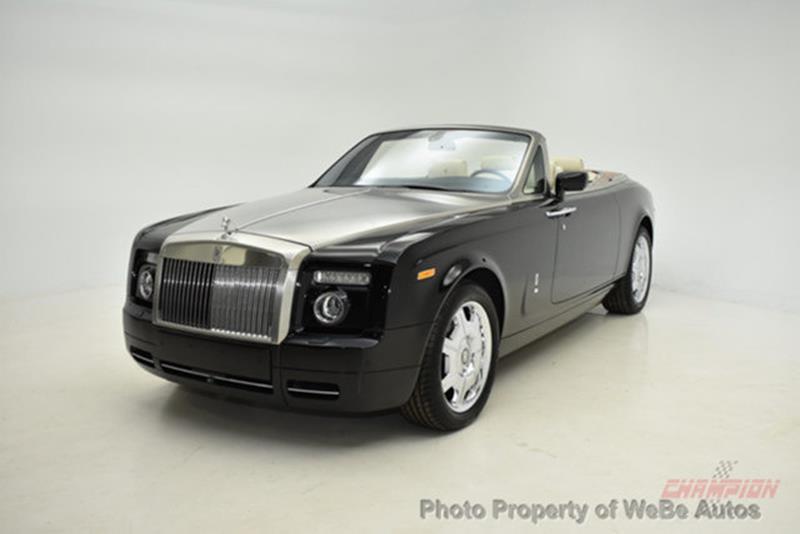 2009 Rolls-Royce Phantom Drophead Coupe 3