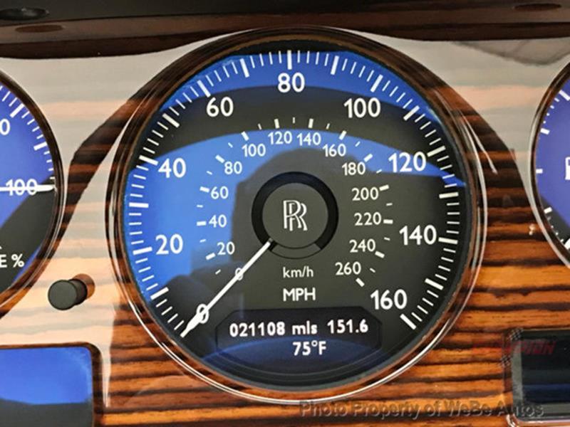 2009 Rolls-Royce Phantom Drophead Coupe 37