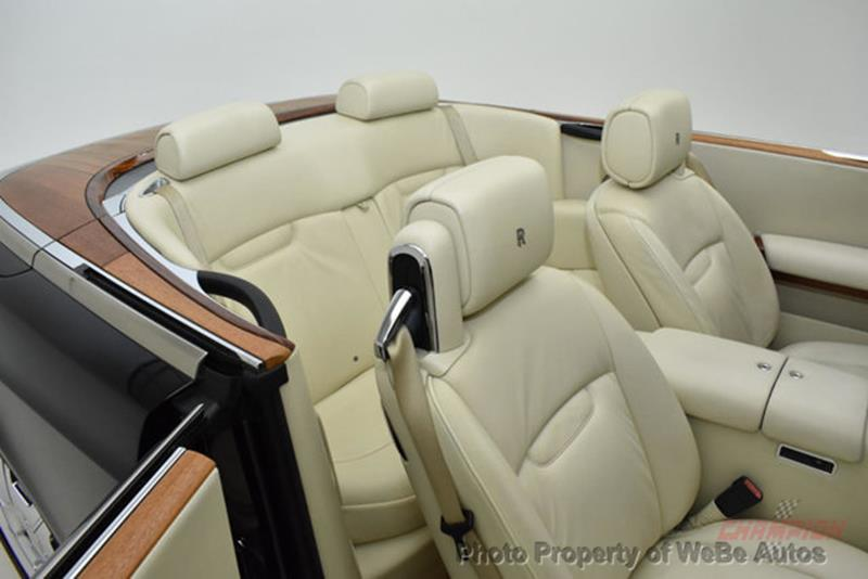 2009 Rolls-Royce Phantom Drophead Coupe 19