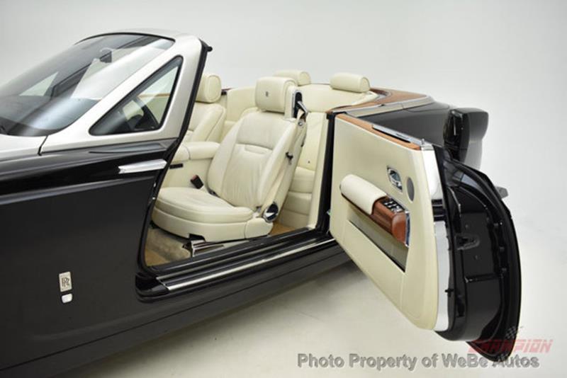 2009 Rolls-Royce Phantom Drophead Coupe 15