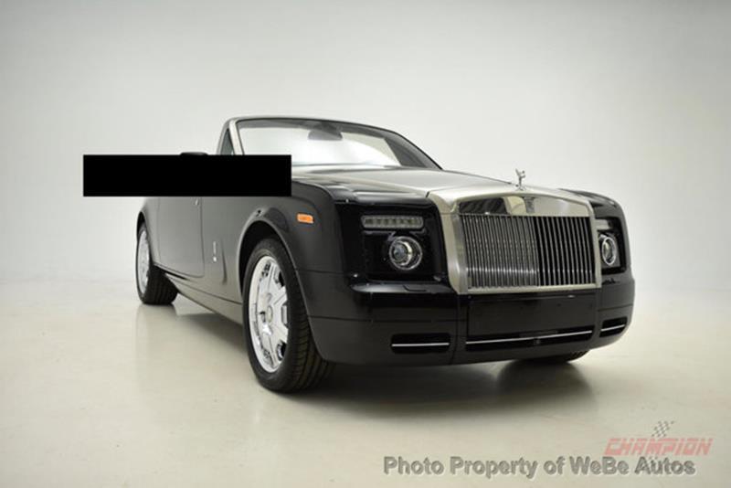 2009 Rolls-Royce Phantom Drophead Coupe 6
