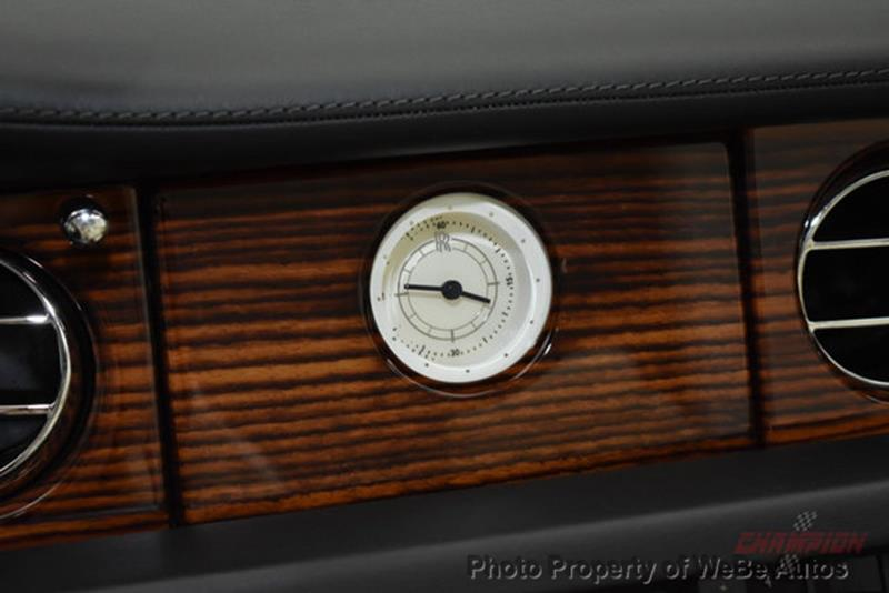 2009 Rolls-Royce Phantom Drophead Coupe 44
