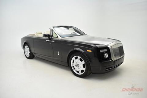 2009 Rolls-Royce Phantom Drophead Coupe for sale in Calverton, NY